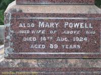 Powell - Mary