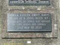 Davy - Adela Evelyn Emily