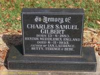 Gilbert - Charles Samuel