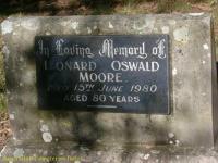 Moore - Leonard Oswald