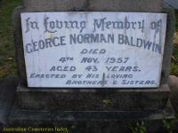Baldwin - George Norman