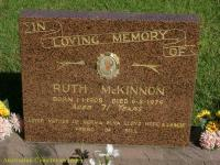 McKinnon - Ruth