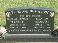 Flanagan - Charles Francis and ElizaMay