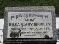 Wrigley - Hilda Mary