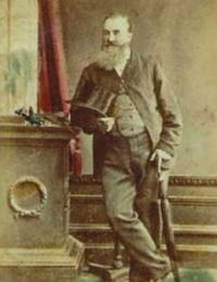 Arnott - William - Circa 1869