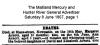 Arnott - Ann and Margaret - Death Notice.