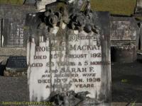 Mackay - Robert and Sarah F