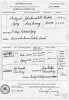 Campbell - Convery - John and Sara - Marriage Certificate