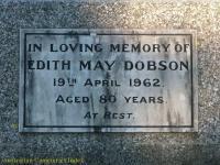 Dobson - Edith May