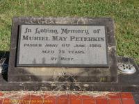 Peterkin - Muriel May