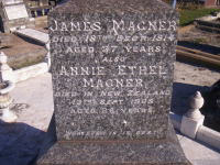 Magner - James and Annie Ethel