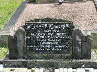 Metz - Gladys May and Lawreence