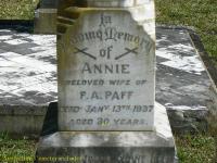Paff - Annie