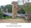 Hampden Bridge - Built in 1898 by Loveridge and Hudson