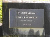 Bannerman - Henry