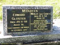 McFadyen - Edward Gloster and Molly