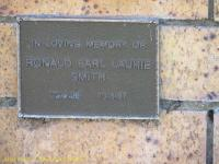 Smith - Ronald Earl Laurie