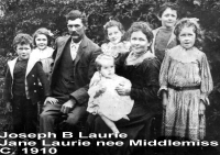 Laurie - Joseph and Jane and family