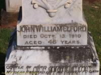 Elford - John William