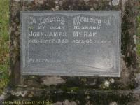 McRae - John James