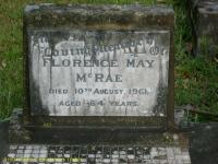 McRae - Florence May