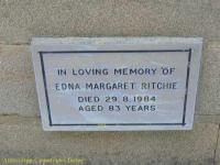 Ritchie - Edna Margaret