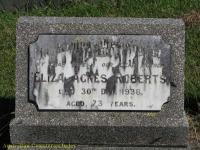 Roberts - Eliza Agnes