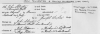 Silvester - John and Hall - Harriet - Marriage register