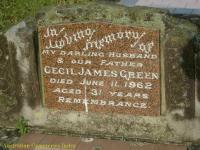 Green - Cecil James
