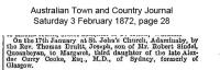 Sindel - Joseph and Cooke - Margaret