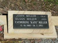 Miller - John, Susan and Catherine