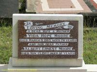 Moore - Vida Hope and Albert Ernest