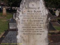 Blair - James and Elizabeth
