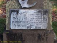 Gustafson - Anders Wilhelm