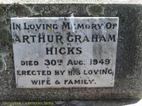 Hicks - Arthur Graham