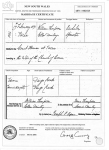 Thompson - Daintry - Marriage Certificate