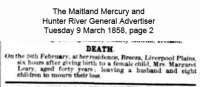 Leary - Margaret - Death Notice