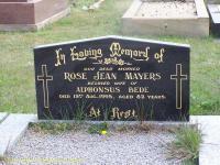Mayers - Rose Jean