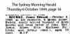 Bourke - James Edward - Death Notice