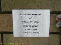 Cox - Stanley