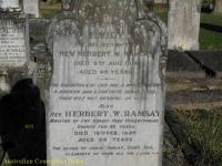 Ramsay - Emily and Herbert W