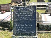 Robb - William, Giesta Sophia and Hazel