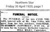 Vidler - Jane - Funeral Notice