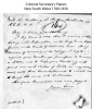 Cann - James - Application to become settler and to be given grant of land