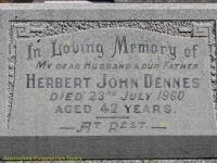 Dennes - Herbert John