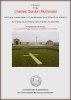 McDonald - Charles Gordon - Memorial Certificate