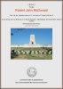 McDonald - Robert John - Memorial Certificate