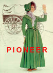 Woman Pioneer Icon
