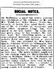 Griffith - Lee - Harry and Lillian - Marriage Notice