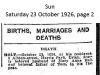 Holt - Uriah - Death Notice